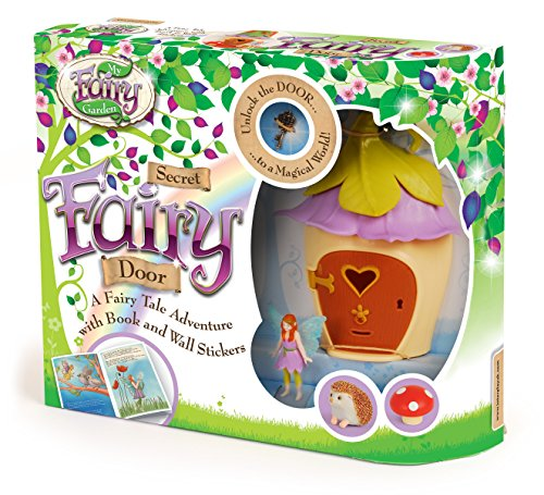 Mon Fairy Garden, Porte Fée Secret - Arts & Crafts