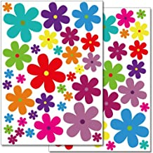 Best large flower stickers Reviews