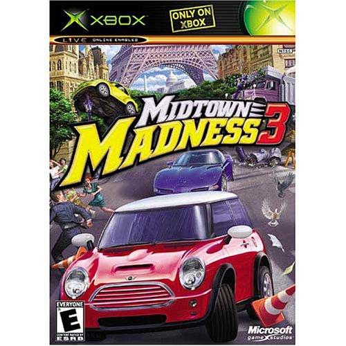 Jogo Midtown Madness 3 - Xbox