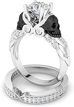 Best diamond skull wedding rings Reviews