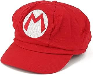 mario newsboy cap