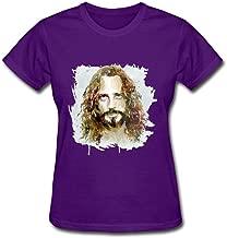 RNUER Chris Cornell Women's T-Shirts