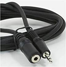 V7 Mini Stereo Extension Male To Female 3.5MM Stereo Plug (6 Feet) (Discontinued by Manufacturer)