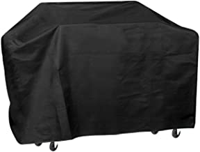 GPCT [57 INCH [Waterproof] Outdoor Patio BBQ Grill [Protection Cover] Protects Against Rain/Frost/Wind/Dirt/UV Rays. Heavy Duty Gas Grill Cover- Weber/Brinkmann/Char Broil/Holland/Jenn Air/Nexgrill