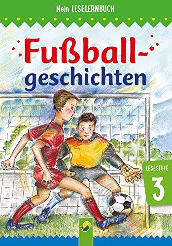 Fußballgeschichten: Mein Leselernbuch: Lesestufe 3