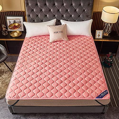 WANGTX Letto Singolo Letto Matrimoniale Materasso Materasso futon Appartamento in affitto Materasso per casa Materasso per dormitorio per Studenti Materasso Pieghevole per Uso Domestico /