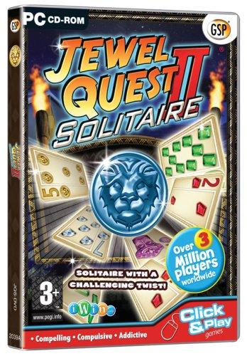 Jewel Quest II Solitaire [UK Import]