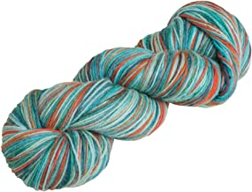 Knit Picks Stroll Hand Painted Merino Sock Yarn (Koi Pond)