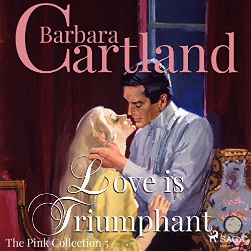 Love is Triumphant audiobook cover art