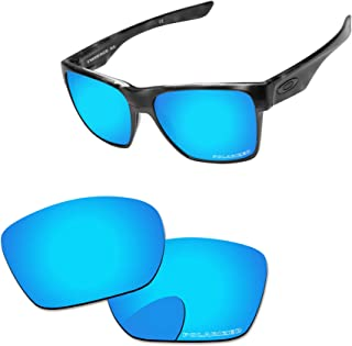 Lenses Replacement for Oakley TwoFace XL OO9350