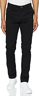 Jack & Jones Men's JJIMARCO JJBOWIE SA BLACK NOOS Pants