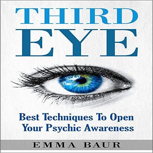 Third Eye audiobook cover art