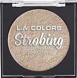 L.A.Colors Strobing Illuminating Powder- Champagne 40 gr