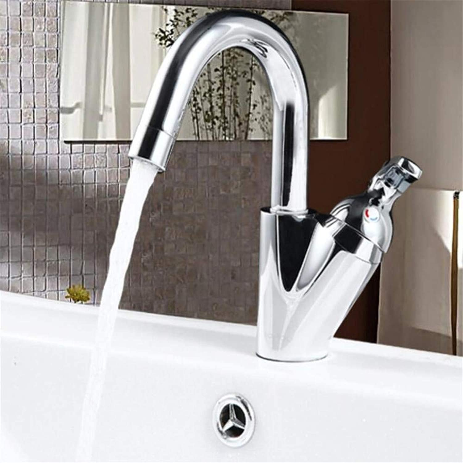 Faucetwashbasin Basin Hot and Cold Faucet redatable Faucet