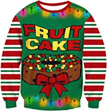 Best men's big and tall ugly sweaters Reviews