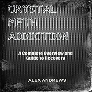 Crystal Meth Addiction audiobook cover art