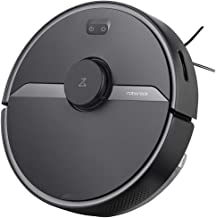 مكنسة وممسحة روبوتية بيور من روبوروك S6، خريطة متعددة الأرضيات، التنقل في المناطق غير الناجحة، تنظيف الغرفة الانتقائية، مك...