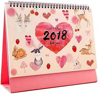 June 2017 - December 2018 Calendars Office Desktop Calendar [G]