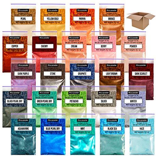 Mica Powder Pigments