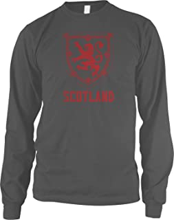 Men's Royal Arms of Scotland Long Sleeve Shirt