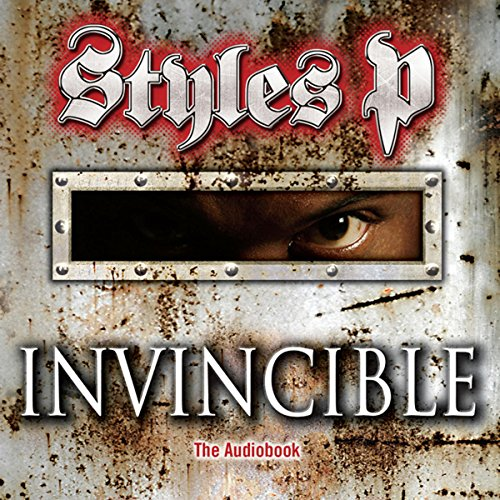 Invincible: A Novel audiobook cover art