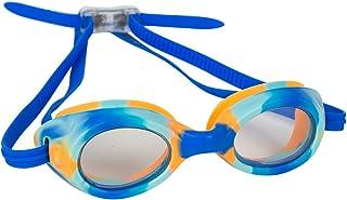 Splaqua Kids Swim Goggles for Boys, Girls- Adjustable Straps- UV Protection Swimming Goggle