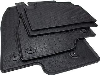Fußmatten Kettelung rot Mazda 6 GJ ab 2012 Automatten Autoteppiche