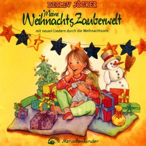 Meine WeihnachtsZauberwelt mit neuen Liedern durch die Weihnachtszeit