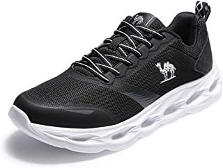 Mens Trail Running Shoes Mesh Breathable Sneakers Lightweight Fashion Athletic Gym Shoes Casual...