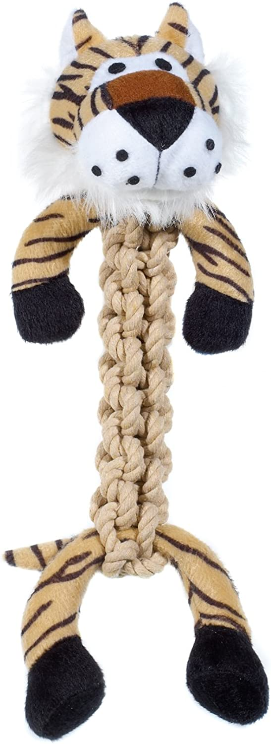Classic Big Tiger Rope Tug 300mm (Pack of 6)