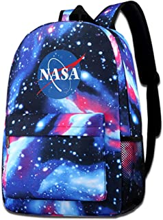NASA Shoulder Bag Fashion School Star Printed Bag