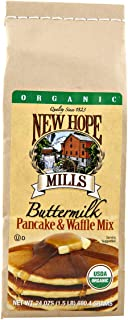Organic Buttermilk Pancake and Waffle Mix - 24oz Bag