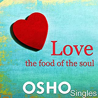 Love - The Food of the Soul audiobook cover art