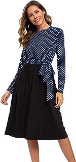 Best collared polka dot dress Reviews