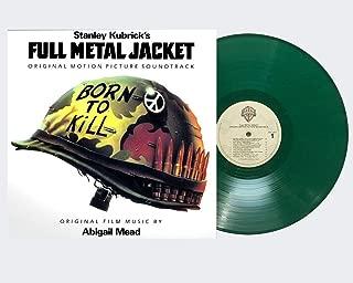 Various – Stanley Kubrick's Full Metal Jacket Original Motion Picture Soundtrack Exclusive Green vinyl LP