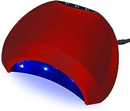 UV-LED-gel nagellamp, LED nageldroger voor gelnagels, 48W UV-licht met 24 PCS LED-kralen, professionele nageluithardingsla...