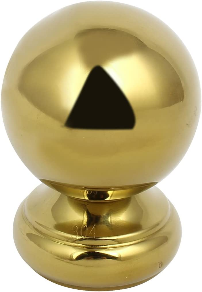 Aexit 51mm Ball Construction Year-end annual account Hardware 201 Top Stainless El Paso Mall Stee Cap