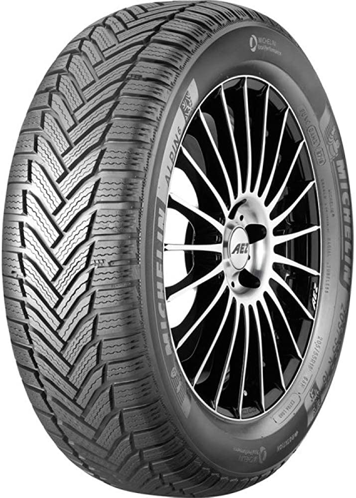 Michelin alpin 6 m+s pneumatico invernale 185/65r15 88t
