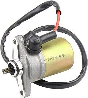 HERIS 10T Electric Starter Motor GY6 48cc 49cc 50cc 60cc 80cc 139QMB Scooter Moped ATV Taotao Roketa Sunl Baja