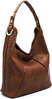 Handbag Republic Classic Hobo w/Perforated Accents