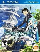 Sword Art Online: Lost Song (輸入版) - PS Vita
