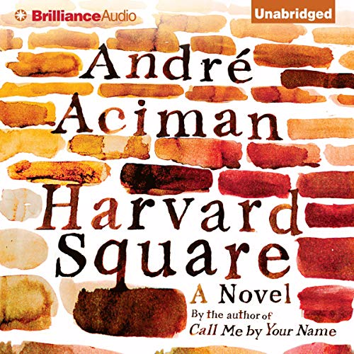 Harvard Square audiobook cover art