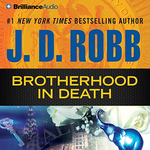 Brotherhood in Death  By  cover art