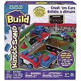 Kinetic Sand Build - Crash 'Em Cars (Styles Vary)