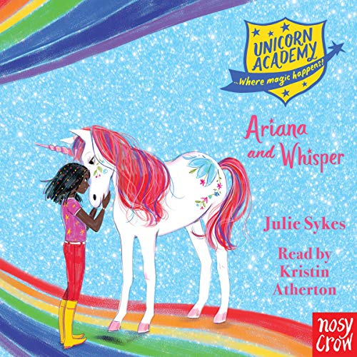 Couverture de Unicorn Academy: Ariana and Whisper