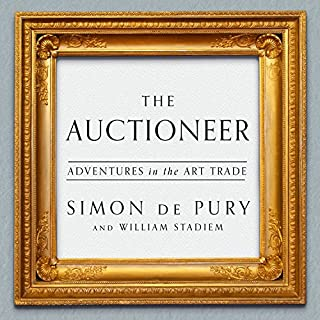 Auctioneer cover art