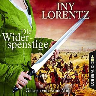 Die Widerspenstige                   Autor:                                                                                                                                 Iny Lorentz                               Sprecher:                                                                                                                                 Anne Moll                      Spieldauer: 6 Std. und 55 Min.     87 Bewertungen     Gesamt 4,4