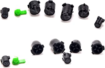 Deal4GO ABXY Button with View/Menu/Xbox/SYNC Buttons Kit for Xbox One Elite Controller Replacement Part