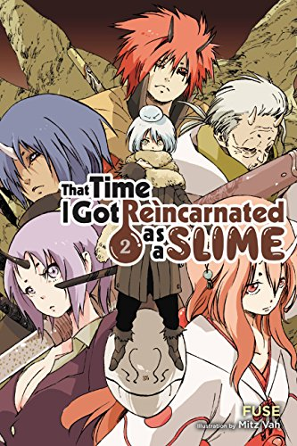 That Time I Got Reincarnated as a Slime, Vol. 2 (light novel) (That Time I Got Reincarnated as a Slime (light novel))