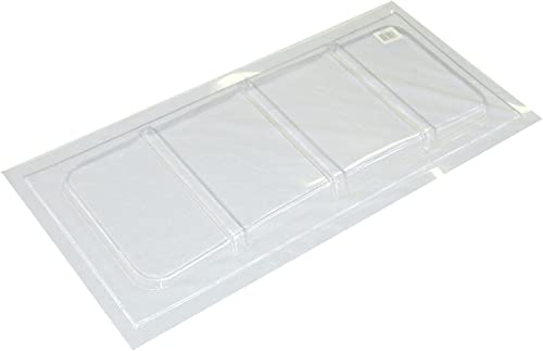 2021 Maccourt Well W3616 Type J Basement Window 2021 Rectangular outlet sale Cover, Transparent|Clear online sale
